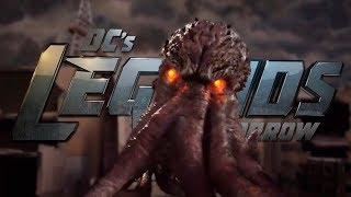 """Reaction   5 серия 4 сезона """"Легенды Завтрашнего Дня/Legends Of Tomorrow"""""""