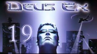 Let's Play Deus Ex #019 - Die 747 [720p60]