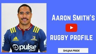 Aaron Smith - Rugby Profile | Tribute | Highlights | All Blacks | New Zealand | Interview | Try