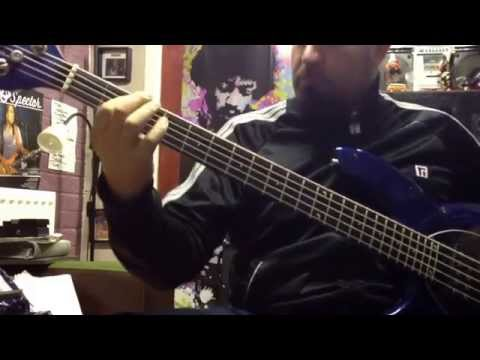 Michael Jackson 'PYT' synth bass part on Akai 'Deep impact'