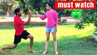 Must Watch New Funny😂 😂Comedy Videos - Episode-2 .by Dhaval Domadiya.