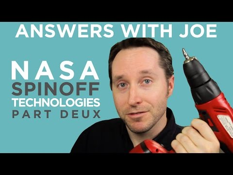 5 MORE NASA Spinoff Technologies That Have Changed Your Life | Answers With Joe