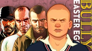 BULLY References in Other Rockstar Games (2008-2019)
