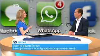 Überwachung von Messenger-Diensten