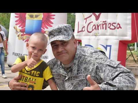 Gestión de las Fuerzas Militares de Colombia en acción unificada del Estado