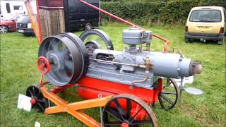 Stationary Engines at Honiton Hill Rally 2015