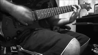Lacuna Coil - Devoted (guitar cover)