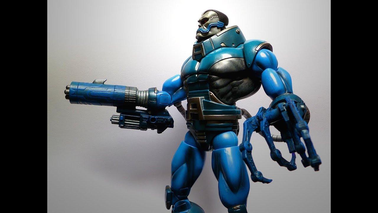 WEAPON ARMS APOCALYPSE...