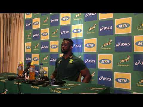 New Springbok captain Siya Kolisi has a message for South Africa's youth