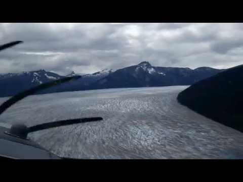 Taku Glacier Flyover - Alaska Cruise