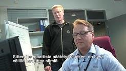 Duunikunto: Ergonomia toimistotyössä