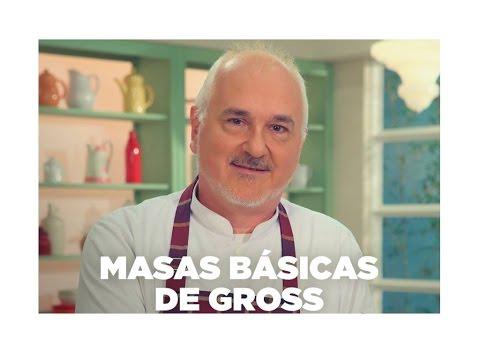 Masas Básicas de Gross ►Genoise de Chocolate ♦ Torta Margherita◄