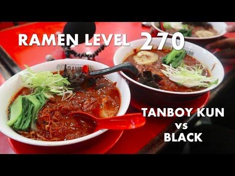 TANBOY KUN VS BLACK | MAKAN CABE PAKE MIE Ft Gerry Girianza