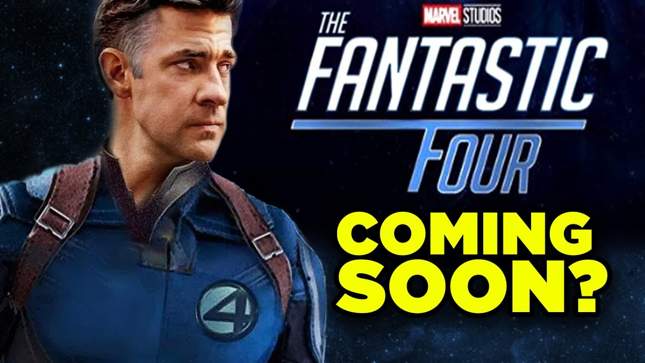 The Fantastic Four will join the Marvel Cinematic Universe in an ...
