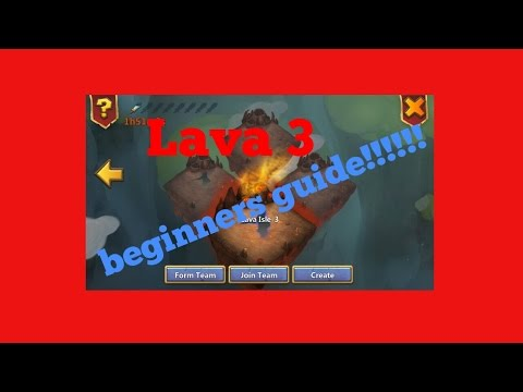 Castle Clash Beginners Guide To Lava 3