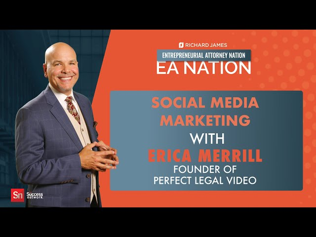Entrepreneurial Attorney Nation - Erica Merrill - Perfect Legal Video Interview