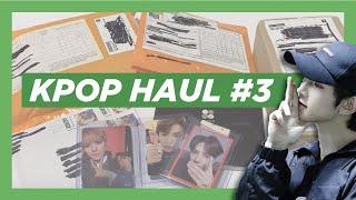 Kpop Haul #3: Trades, Photo Card Reveals, Albums & More! (BTS, MONSTA X, STRAY KIDS, GOT7 + more!)