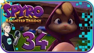 Spyro Reignited Trilogy Walkthrough - Part 34: YEAR OF THE DRAGON!
