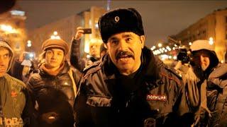 Митинг дальнобойщиков в Санкт-Петербурге