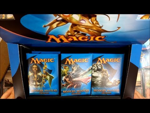 Modern Masters 2015 Booster Box CAUTION LANGUAGE