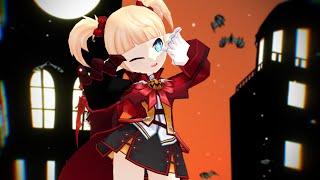 【Elsword-MMD】エルソード『Happy Halloween!』【Lu】