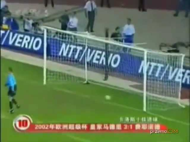 Roberto Carlos Top 10 Goals Travel Video