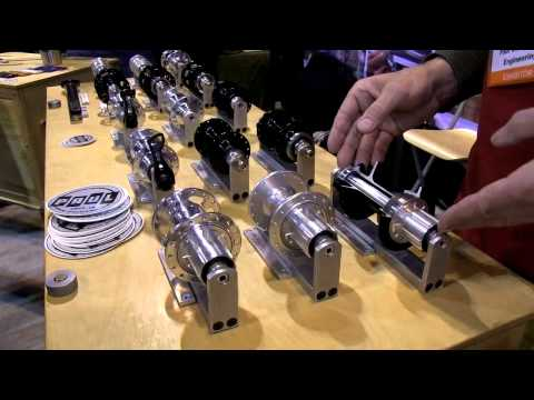 NAHBS Paul Component Engineering