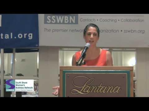 New SSWBN President - Stacey Shipman 01