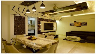3 BHK Flat Interior Design in Pune   Park Street, Wakad   Pune   Kams Designer Zone