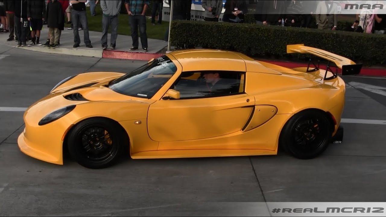 Modified Lotus Elise Porsche Gt3 Rs C7 Stingray Cars
