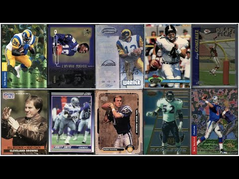 Download The 20 Most Valuable Football Cards of the 1990s