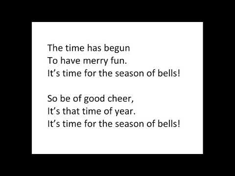Kindergarten Season of Bells