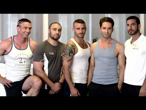 Israel Has Never Looked Sexier! Watch Undressing Israel: Gay Men In The Promised Now!