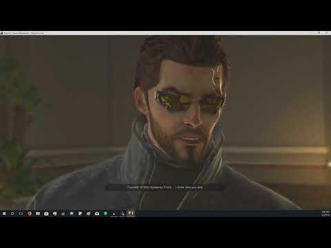 [33] Civil Unrest - A Traitor Amongst Us? [Deus Ex : Human Revolution - Blind Playthrough]