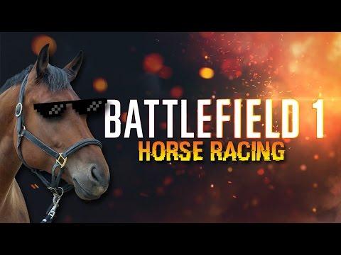 Battlefield 1 - BALAPAN KUDA !! |