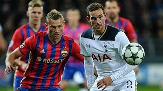Video Gol Pertandingan Tottenham Hotspur vs CSKA Moscow