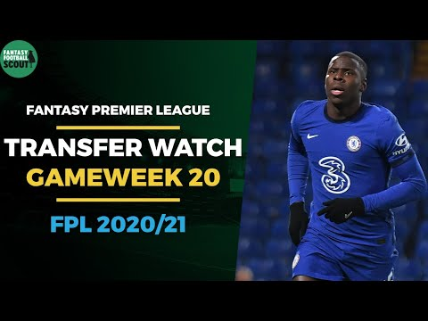 FPL Transfer Watch Gameweek 20 | Who to buy and sell? | Fantasy Premier League tips 2020/21