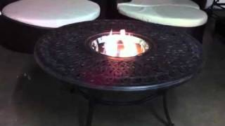 Alexa Propane Fire Pit By Lifestyle Www.lifestylehomeresort.com