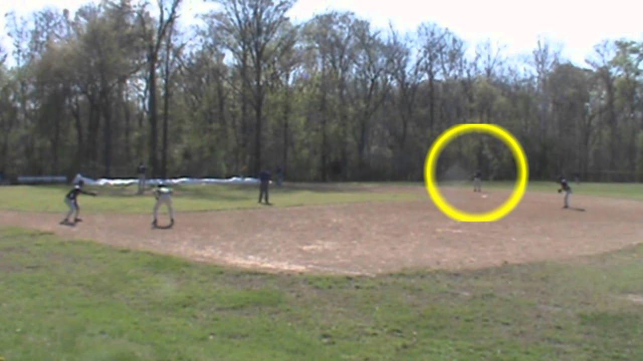 4d92832f9 Omari Carter  Flowers H.S. vs Parkdale 4-23-14 (baseball) - YouTube