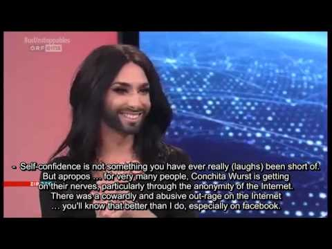 Conchita Wurst - ZIB24, 18.03.2014 (english subtitiles)
