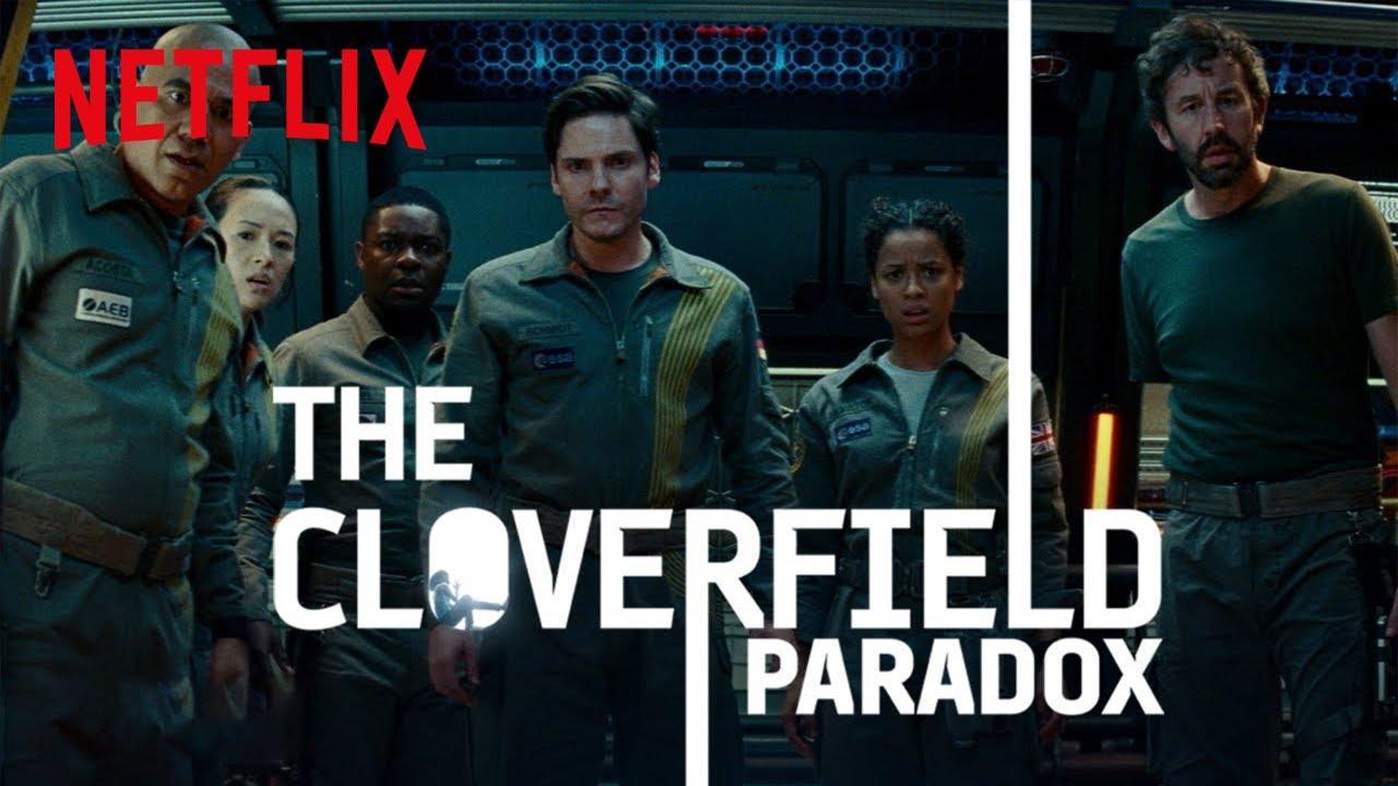 THE CLOVERFIELD PARADOX | WATCH NOW | NETFLIX