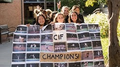 Westridge Varsity Tennis Celebrates CIF-SS Division IV Championship Win!