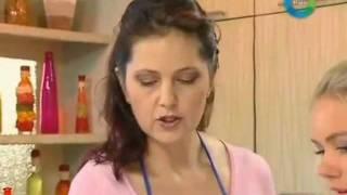 Кумыкская кухня на ТВ 'Мир'