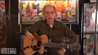 Yes' Steve Howe Guitar Lesson