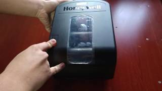 видео Принтер Honeywell PC42t