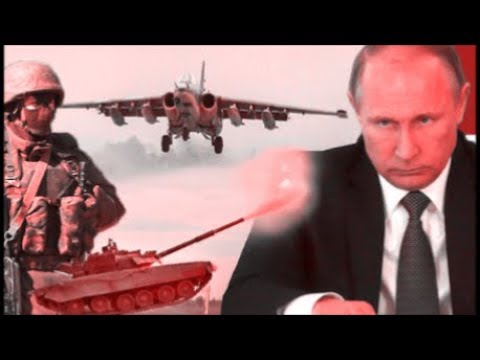 Russian Military Power Led By Vladimir Putin.