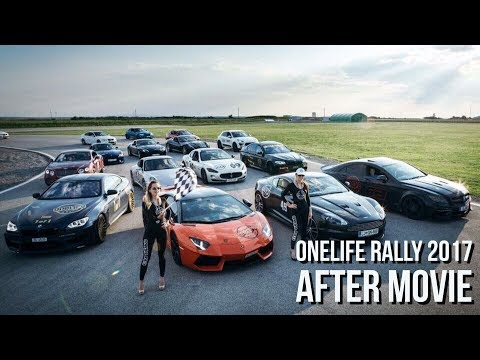 Onelife Rally Official After Movie - Ljubljana to Belgrade 2017