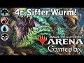 Magic Arena | 4-Color Sifter Wurm