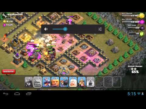 CLASH OF CLANS CSV FILE HACK - YouTube