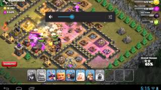 CLASH OF CLANS CSV FILE HACK